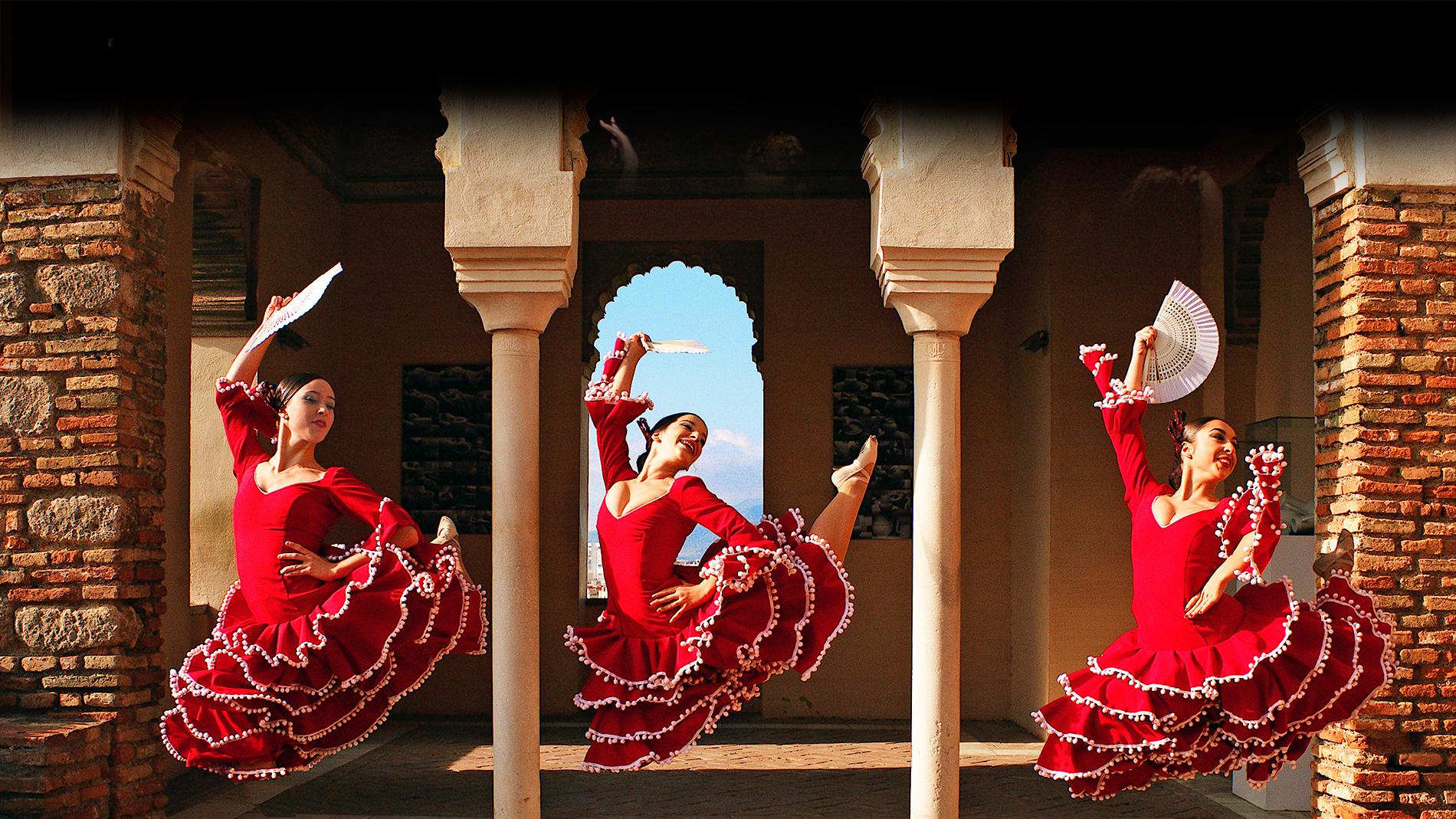 danza española Málaga
